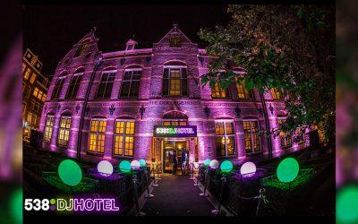 538  DJ Hotel