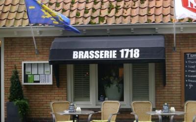Brasserie 1718 markies