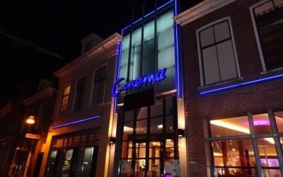 Cinema neon gevelverlichting LED W&O lichtreclame