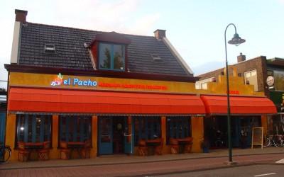 El pacho neon markies W&O lichtreclame