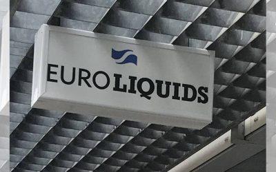 Euroliquid-uithangbord