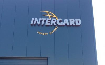 Intergard W&O lichtreclame LED doosletters