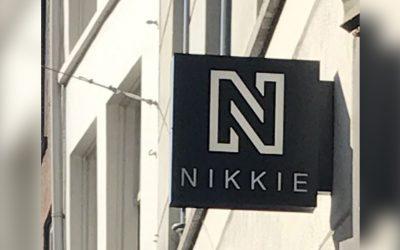 Nikkie-uithangbord
