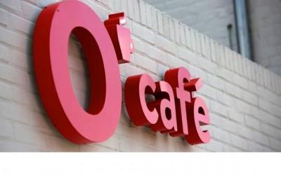 O Cafe Utrecht doosletters LED profiel 3