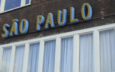 Sao Paulo Amsterdam kermisverlichting
