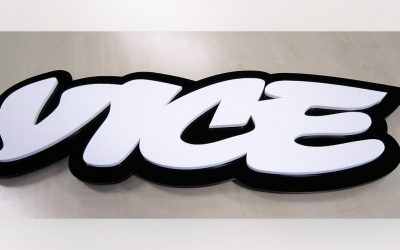 VICE-sign
