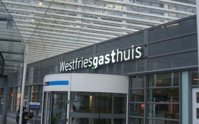 W&O lichtreclame LED west fries gasthuis