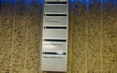 Zuidpark-liftknop