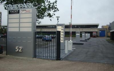 Zuidpark-parkeerplaats