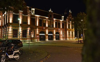 Brandweer kazerne Amsterdam DIRK /Rijksmonument i.o.v. Gem. Amsterdam