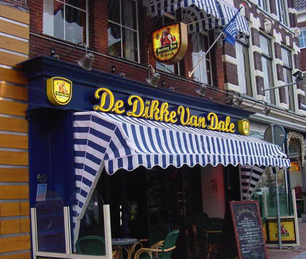 Dikke Van Dale Neon Markies Weno Lichtreclame Leeuwarden Voor Alle
