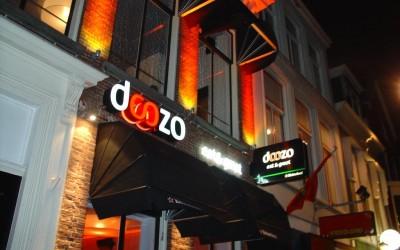doozo lichtbak W&O lichtreclame