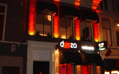 doozo neon gevelverlichting W&O lichtreclame