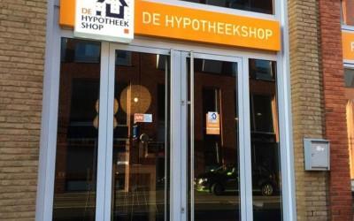 hypotheekshop dooslogo met LED