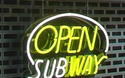 subw open sign