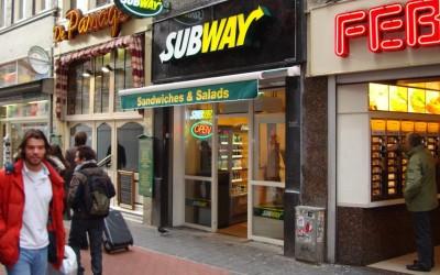 subway nieuwendijk
