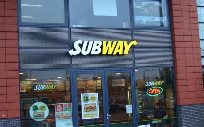 subway piet hein W&O lichtreclame LEd