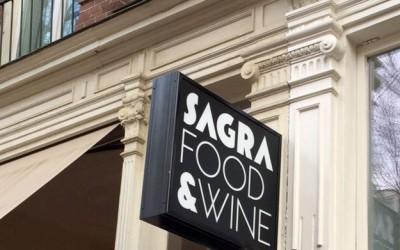 uithangbord-sagra-food-wine