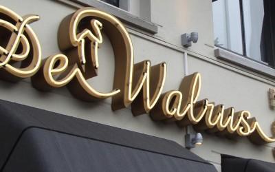 walrus LW neonreclame