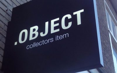Object LED uithangbord