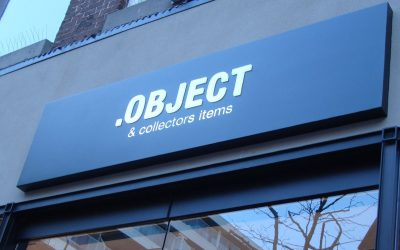 object dooslogo LED