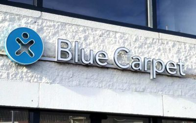 wenolichtreclame-bluecarpet