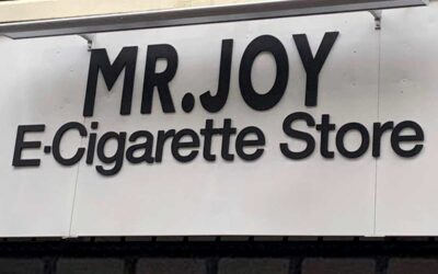 mr joy e-cigarette store
