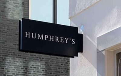 humphreys-uithangbord