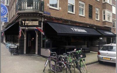 Steakhouse-zonwering