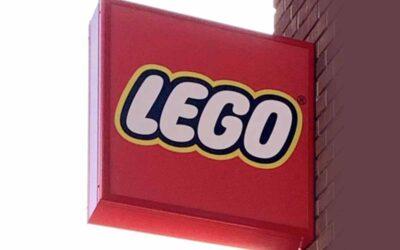 Lego Uithangbord